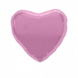Pallone Cuore Rosa 45 cm
