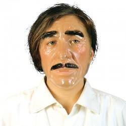Maschera Plastica Viso Trasparente