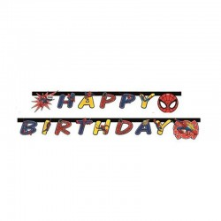 Festone Spiderman 200 cm