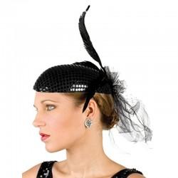 Cappello Paillettes Ritz
