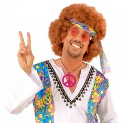 Collana Fluo Hippie Anni 70