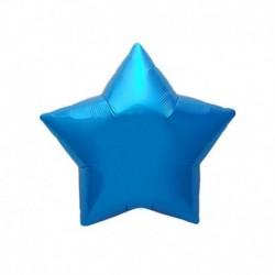Pallone Stella Blu 45 cm