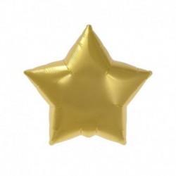 Pallone Stella Oro 45 cm