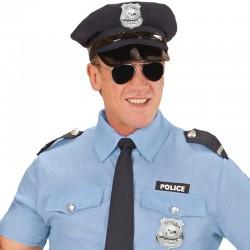 Distintivo Police 6x6,5 cm