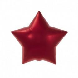 Pallone Stella Rossa 45 cm