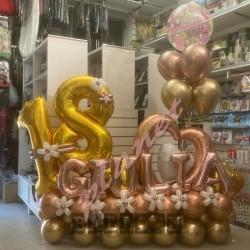 Composizione Compleanno Giulia