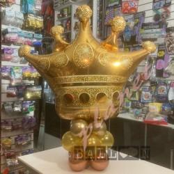Composizione Corona Oro