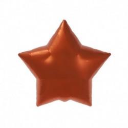 Pallone Stella Arancio 45 cm