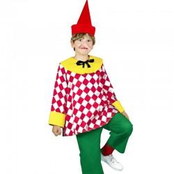 Costume Burattino Pinocchio