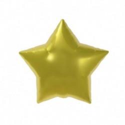 Pallone Stella Gialla 45 cm