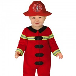 Costume Baby Pompiere