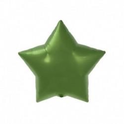 Pallone Stella Verde Lime 45 cm