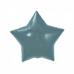 Pallone Stella Verde Acqua 45 cm