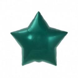 Pallone Stella Verde Smerarldo 45 cm