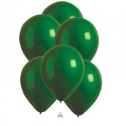 Palloncini Satin Luxe Verde Smeraldo 30 cm