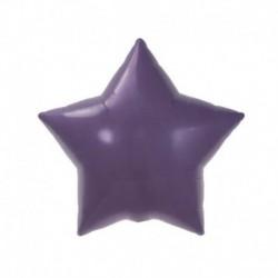 Pallone Stella Lilla 45 cm