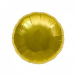 Pallone Tondo Oro 45 cm