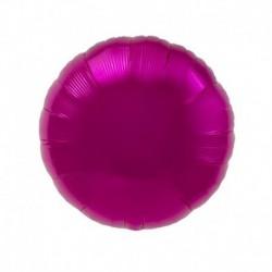 Pallone Tondo Fucsia 45 cm