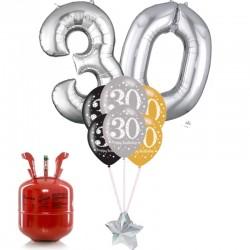 Kit Bouquet Happy Birthday 30 Anni