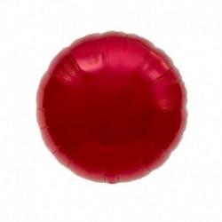 Pallone Tondo Rosso 45 cm