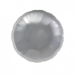 Pallone Tondo Argento 45 cm