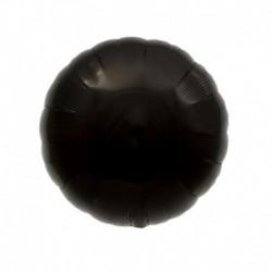 Pallone Tondo Nero 45 cm