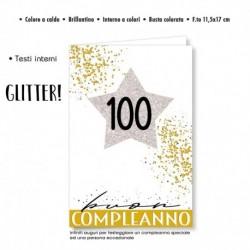 Biglietto Auguri Compleanno 100 Anni