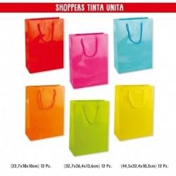Shopper Colorati Confezioni Regalo