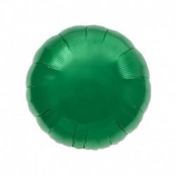 Pallone Tondo Verde Smeraldo 45 cm