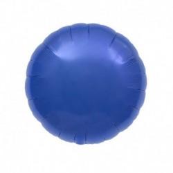 Pallone Tondo Blu Cobalto 45 cm