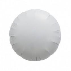 Pallone Tondo Bianco 45 cm