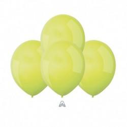 Palloncini Macaron Giallo Limone 12 cm