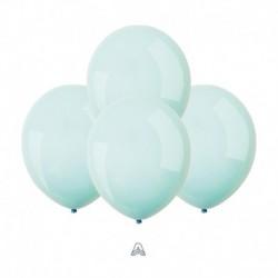 Palloncini Macaron Azzurro 12 cm