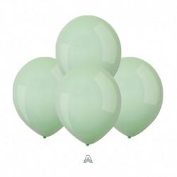 Palloncini Macaron Verde Menta 12 cm