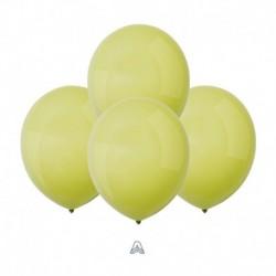 Palloncini Macaron Verde Pistacchio 12 cm