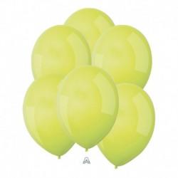Palloncini Macaron Giallo Limone 30 cm