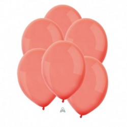 Palloncini Macaron Fragola 30 cm