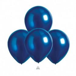 Palloncini Satin Luxe Blu Cobalto 12 cm