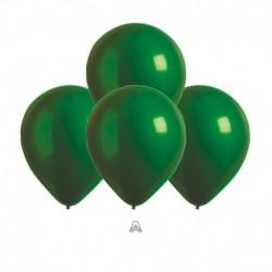 Palloncini Satin Luxe Verde Smeraldo 12 cm