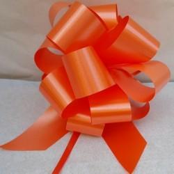 Nastro Pacchi Regalo Fiocco Carta Arancio