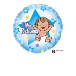 Pallone Il Mio Battesimo Boy 45 cm