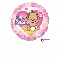 Pallone Il Mio Battesimo Girl 45 cm