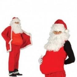 Costume Imbottitura Pancia Babbo Natale