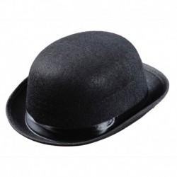 Cappello Bombetta Feltro Nera