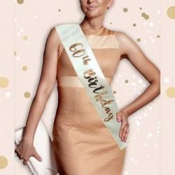 Fascia Miss 60 Anni