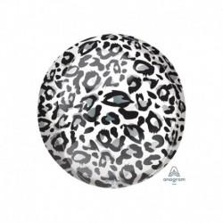 Pallone Orbz Snow Leopard 40 cm