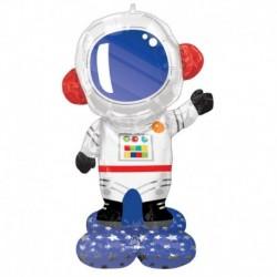Pallone Airloonz Astronauta 80x145 cm