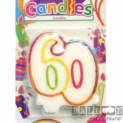 Candela Numero 60