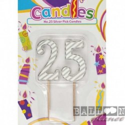 Candela Numero 25