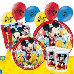 Set Festa Topolino Happy Birthday 50 pz